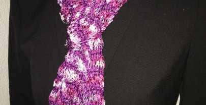 Ein Schal im Sommer?