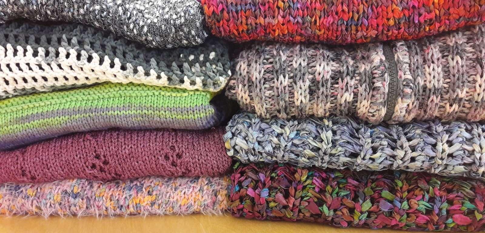 Großer Modellabverkauf bei Wolle &.mehr!