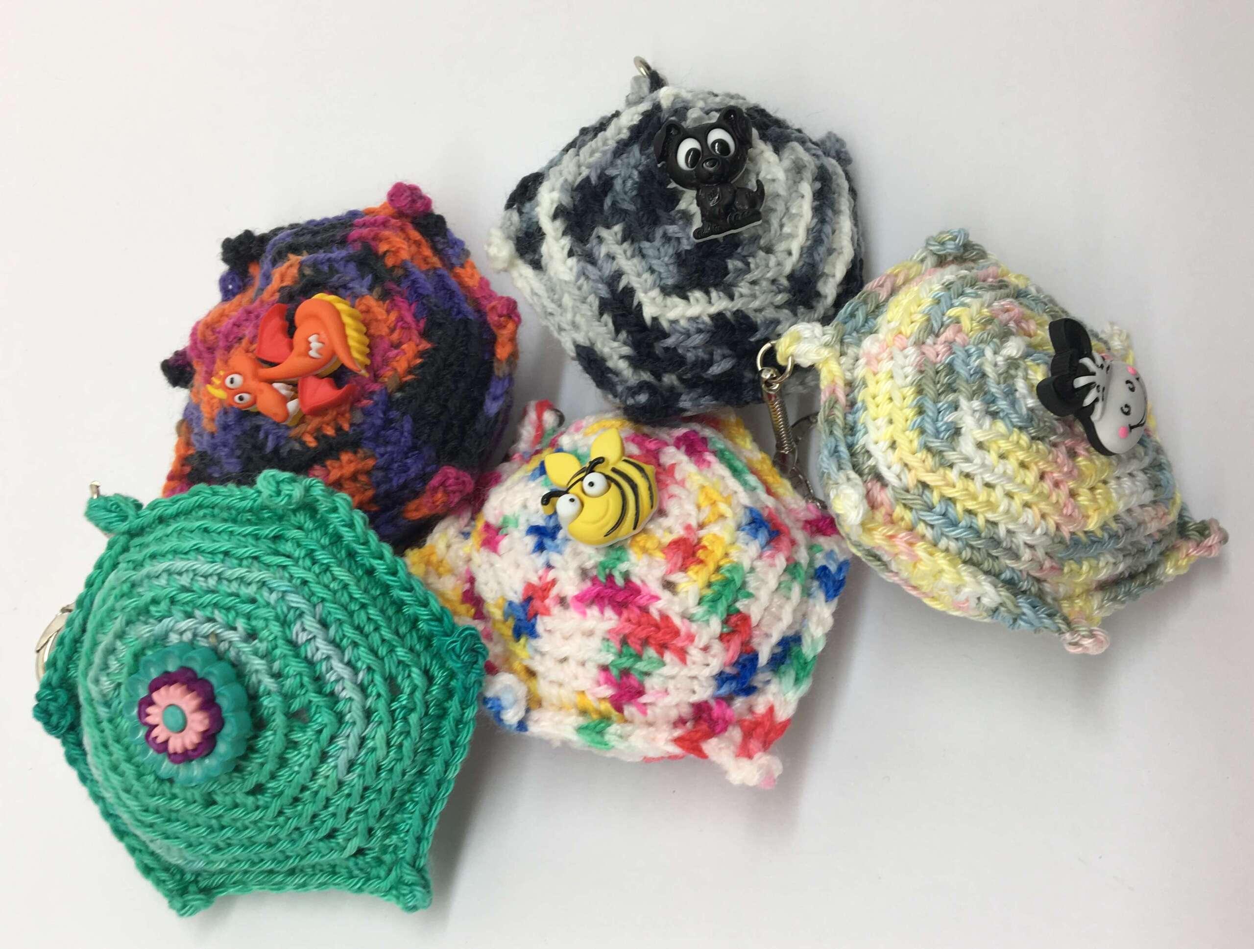 Ganz neu für die Handtasche: Sternenbaumler