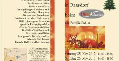 Adventzauber in Raasdorf