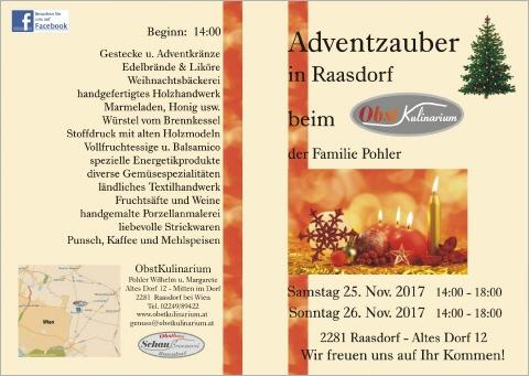 Adventzauber in Raasdorf