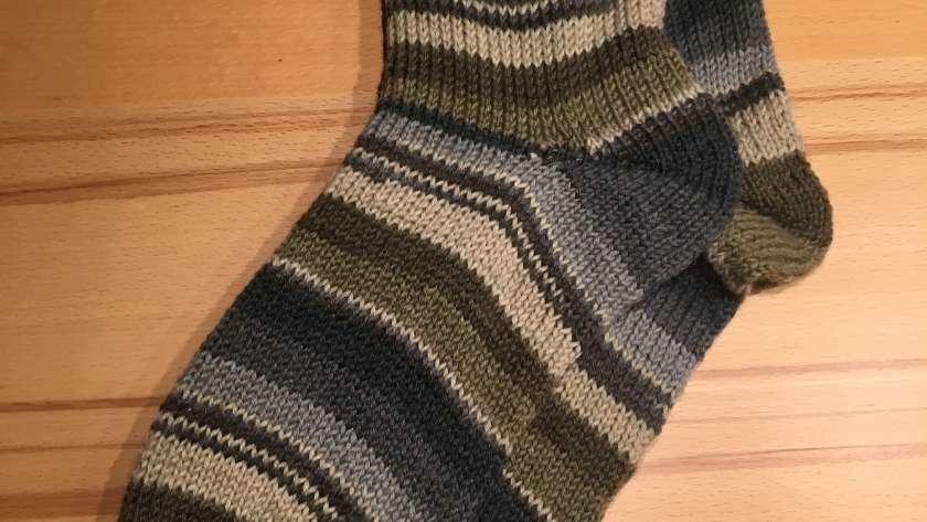 Warme Füße im Winter