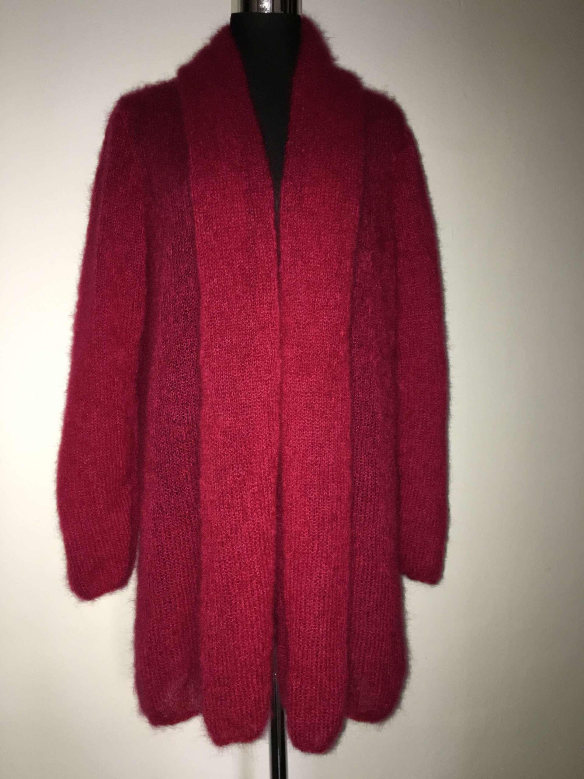 Ein Hauch von einem Mantel