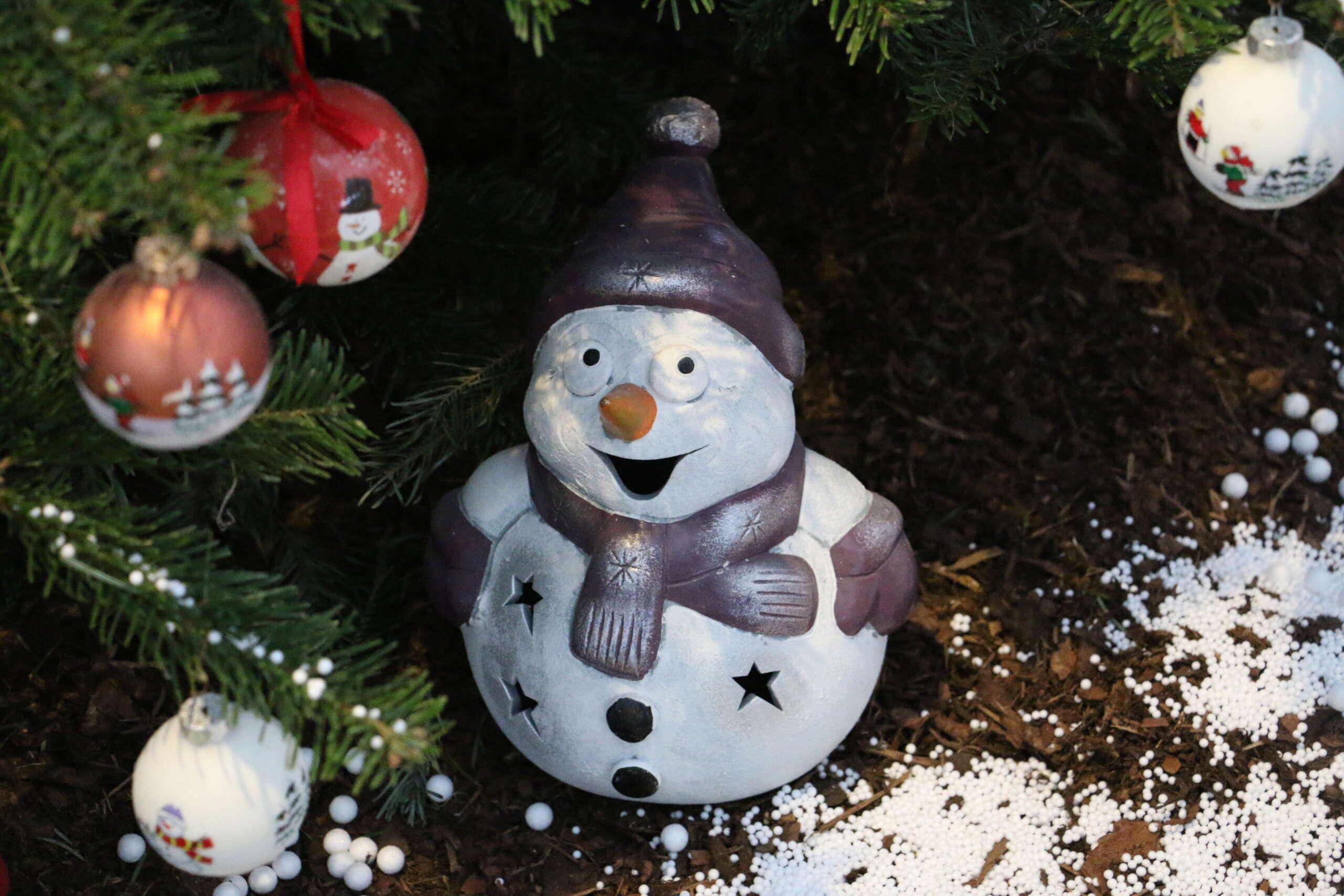 Ein schönes Weihnachtsfest und einen guten Rutsch!
