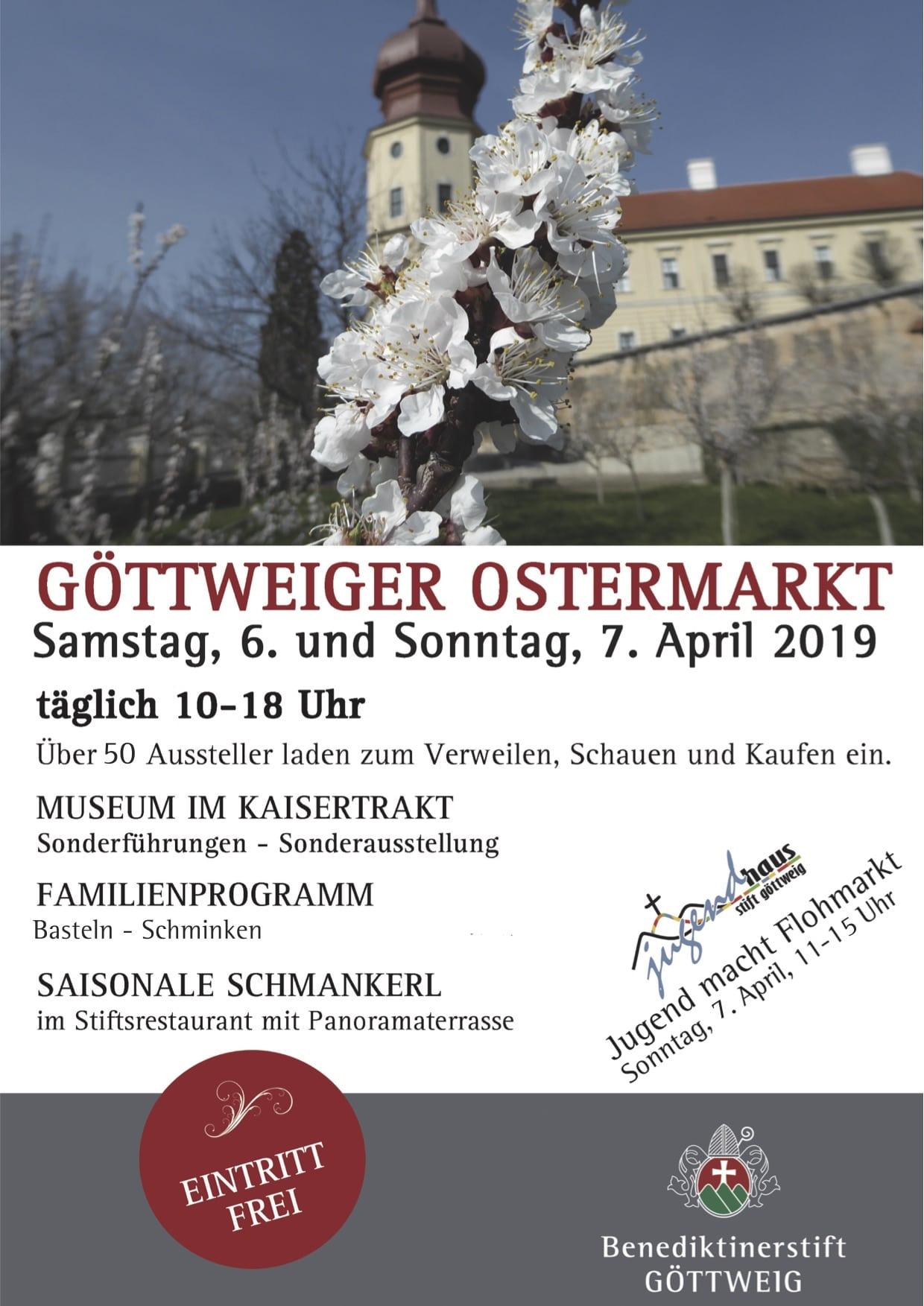 Fröhliches Wiedersehen in Stift Göttweig!