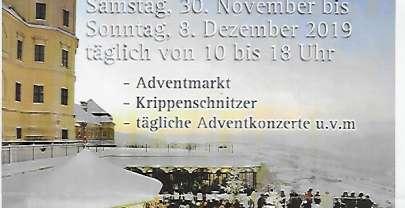 Adventlicher Zauber in Stift Göttweig