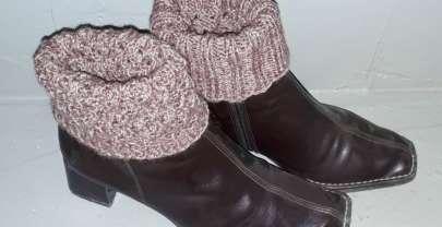 Das Modeaccessoire für den Winter: Stiefelstulpen