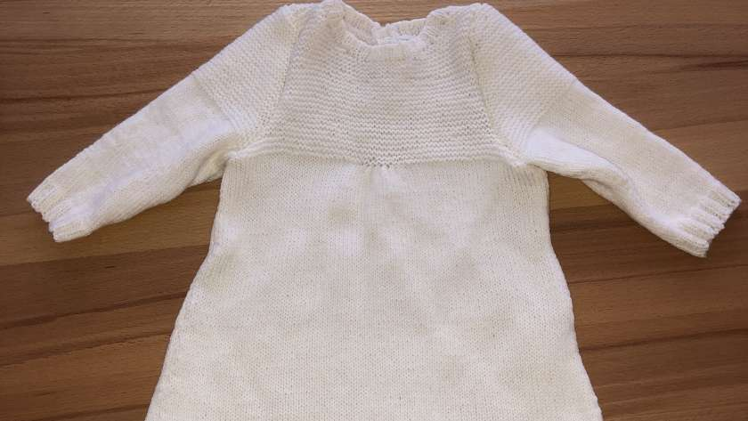 Kleinmädchenkleider für die Allerkleinsten